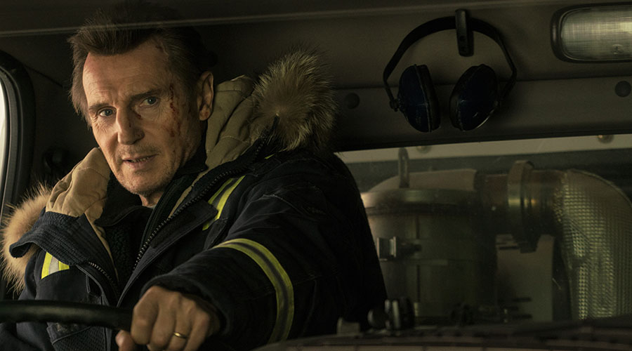 Watch the all new trailer for Cold Pursuit starring Liam Neeson!