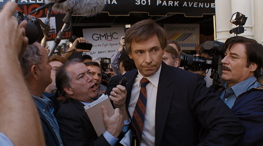 Watch the new trailer for The Front Runner, starring Hugh Jackman!