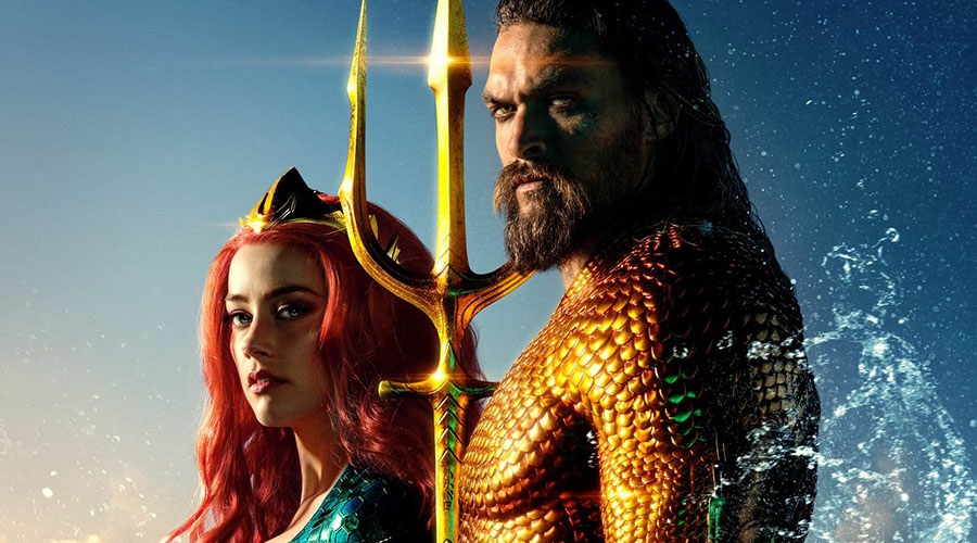Aquaman is King of the box office!