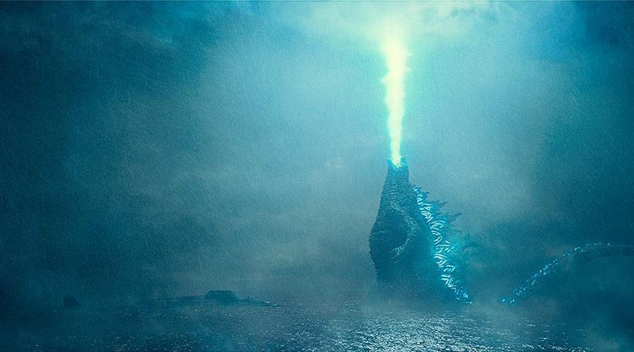 Watch the second official trailer for Godzilla II: King of Monsters!