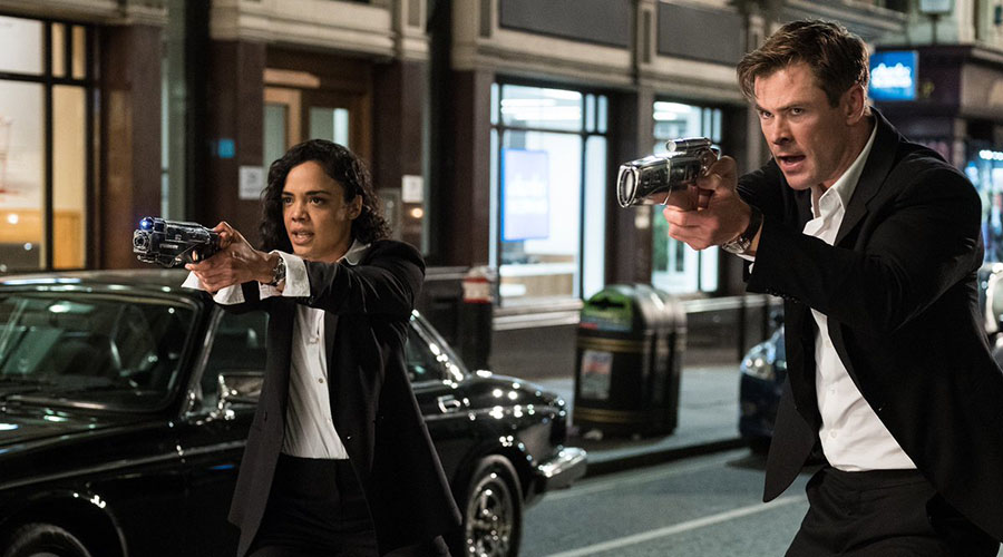Check out the new Men In Black: International Trailer!