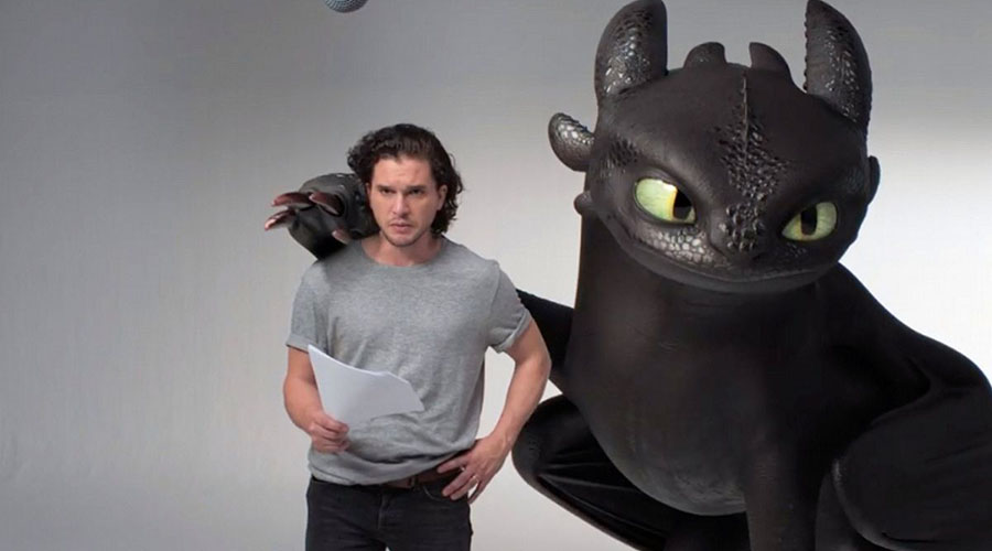 Discover Kit Harington's Lost Audition Tapes!