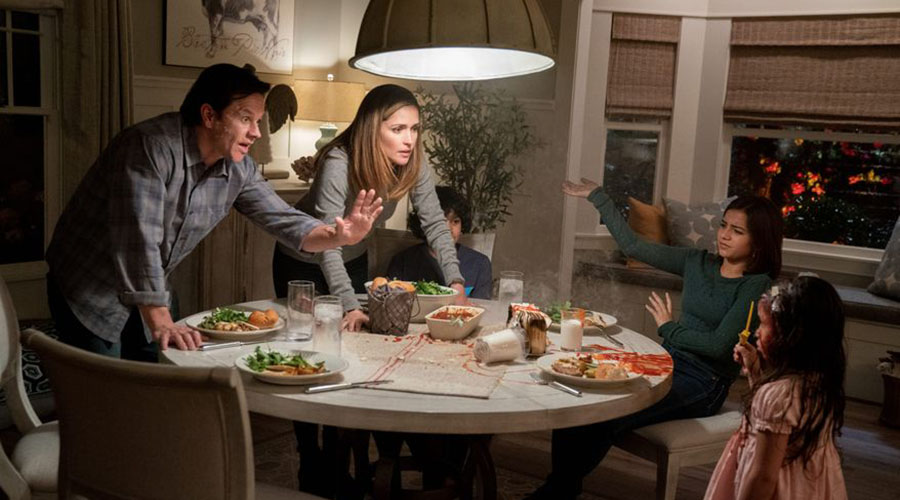 Watch this brand new clip from Instant Family!
