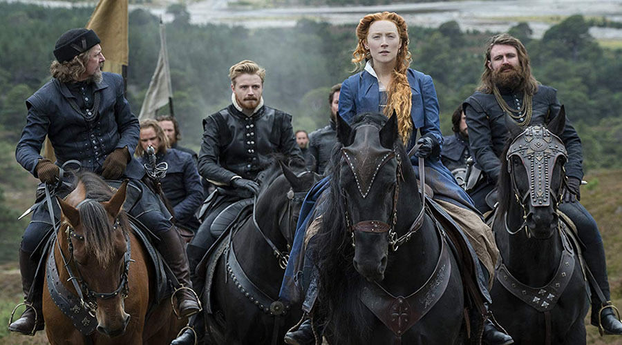 Mary Queen of Scots Movie Review
