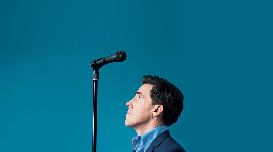 Rob Brydon – I am Standing Up Australian Tour