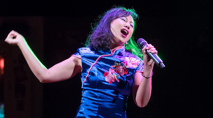Single Asian Female is returning to La Boîte