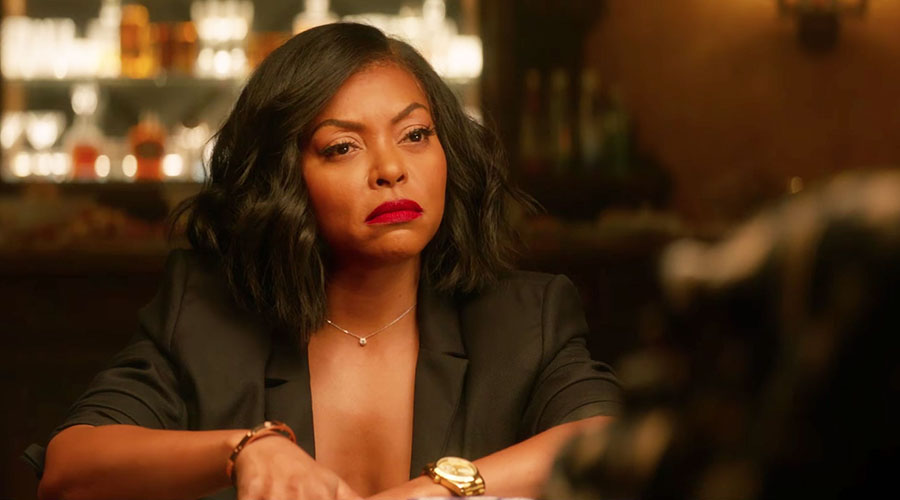 Watch this hilarious sneak peek for What Men Want starring Taraji P. Henson
