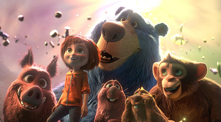Big Dreamer - check out the Wonder Park trailer!