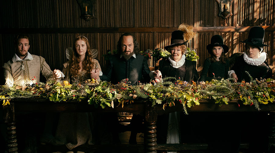 Watch the all new trailer for All Is True starring Kenneth Branagh, Judi Dench and Ian McKellen!