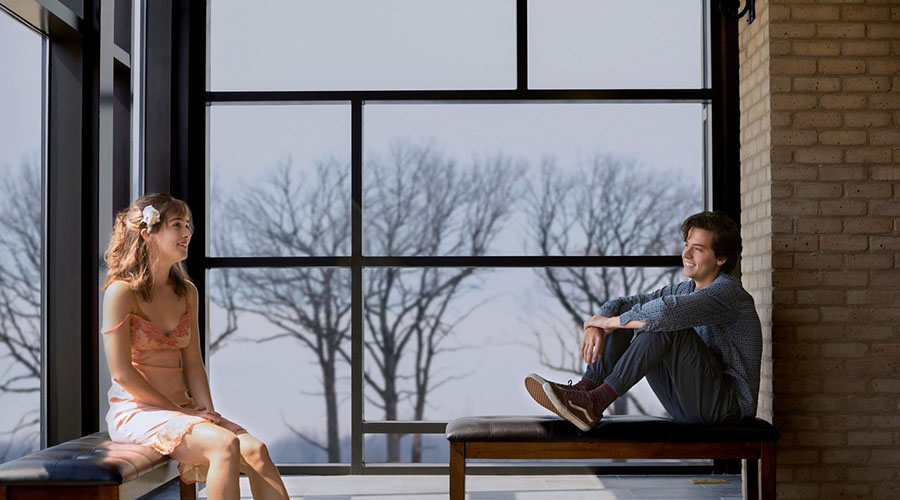 Watch the new trailer for Five Feet Apart