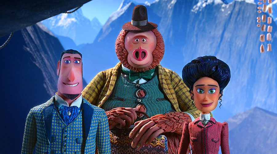 Check out the new trailer for Missing Link!