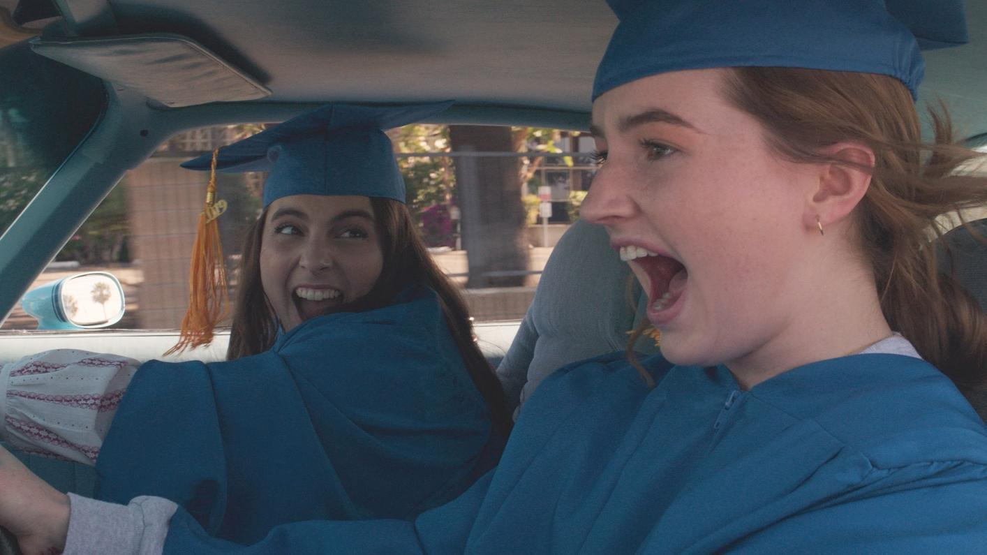 Here is the new trailer for Booksmart - in cinemas July 11!