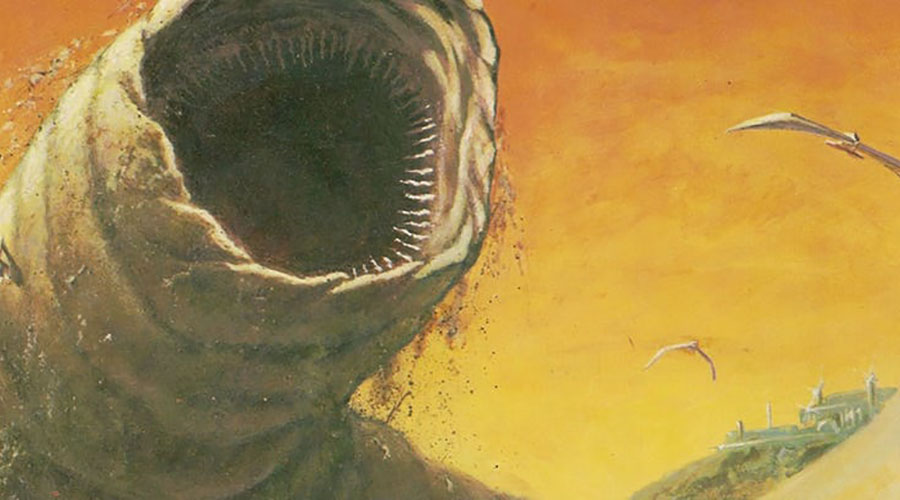 "Cameras Roll on the upcoming epic adaption of ""Dune"""