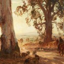 Hans and Nora Heysen: Two Generations of Australian Art Exhibition at NGV