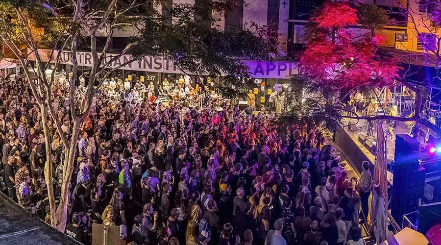 Stones Corner Festival 2019