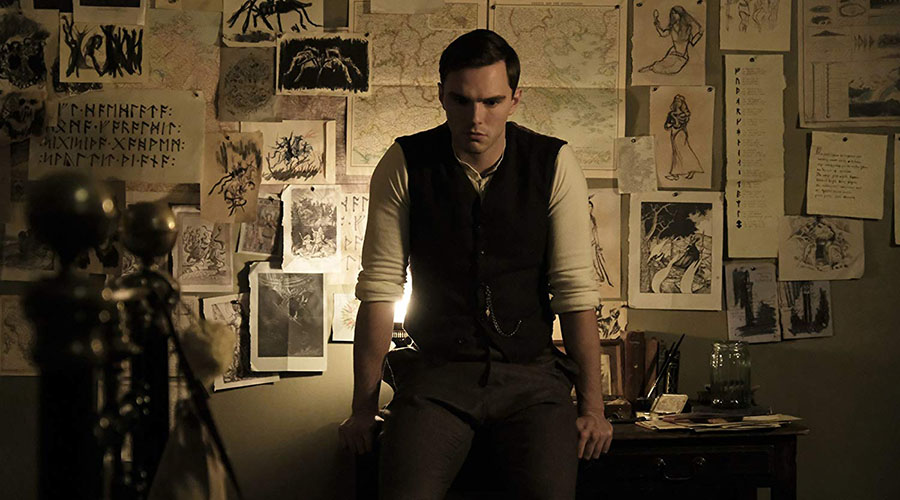 Check out the brand new trailer for Tolkien!