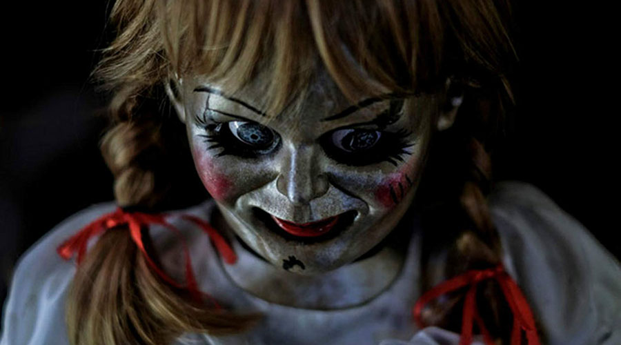 Watch the creepy trailer for Annabelle Comes Home!