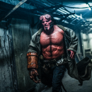 Win a double pass to Hellboy!