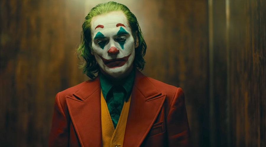 Watch the Teaser Trailer Debut for Joker - starring Joaquin Phoenix!