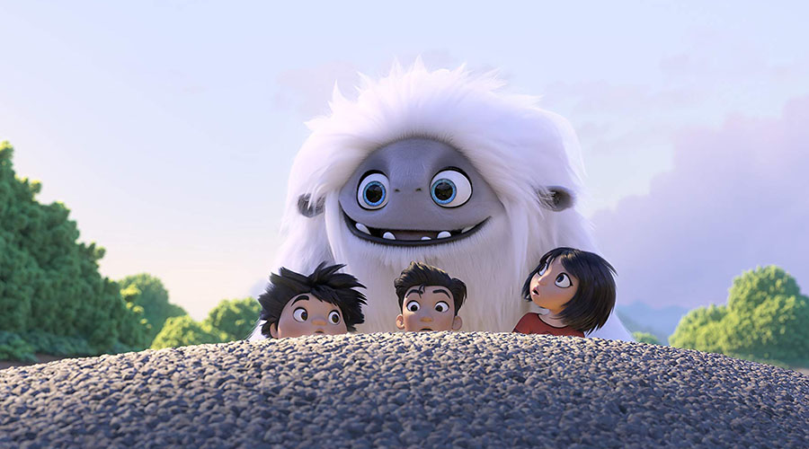 Check out the first trailer for Abominable!