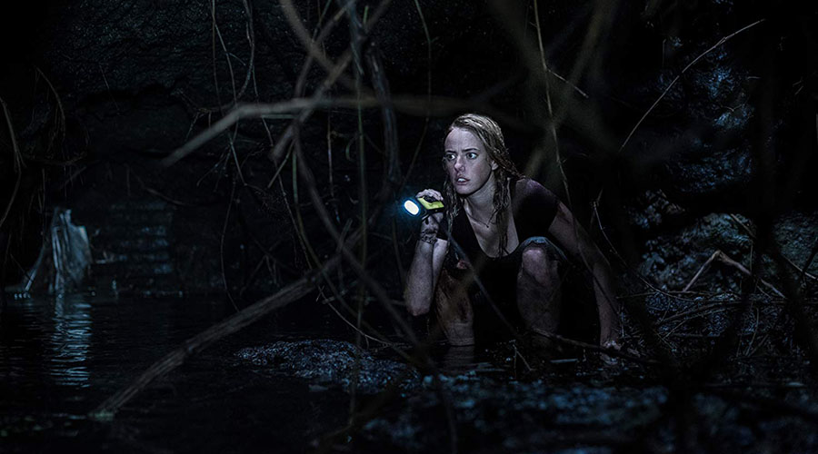 Watch the nail-biting trailer for Crawl!