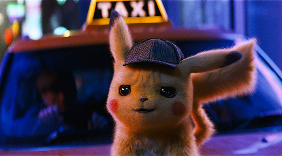 Check out this behind the scenes featurette from Pokémon Detective Pikachu!