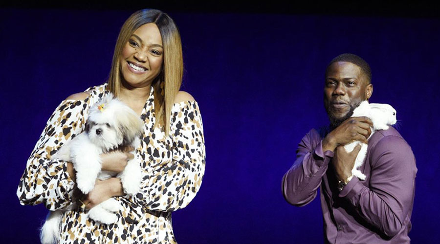 Kevin Hart and Tiffany Haddish are coming to Australia for The Secret Life of Pets 2 - Promotional Tour!