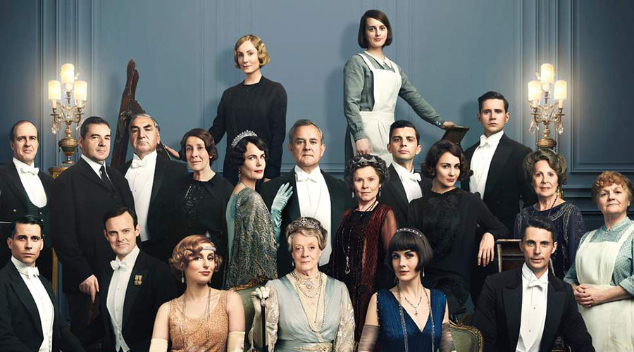 Watch the new trailer for Downton Abbey!