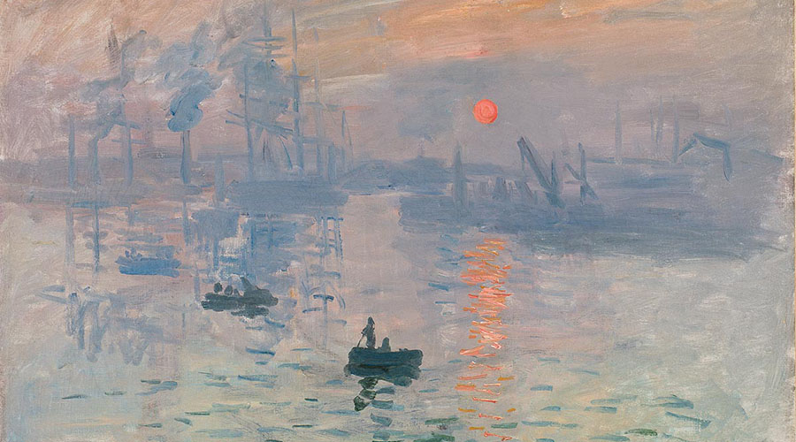 Monet - Impression Sunrise Exhibition is now open at NGA