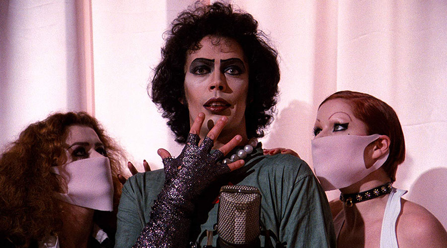 Interactive ROCKY HORROR screening with live floorshow is coming to the Schonell Theatre this June!