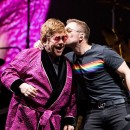 "Watch Elton John & Taron Egerton Perform ""Your Song"""