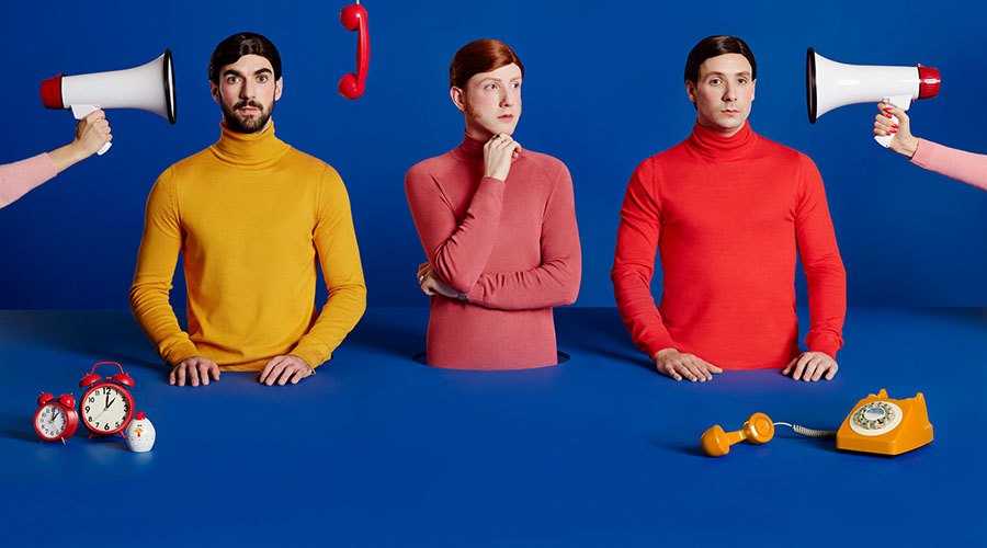 Two Door Cinema Club 2019 Australian Tour