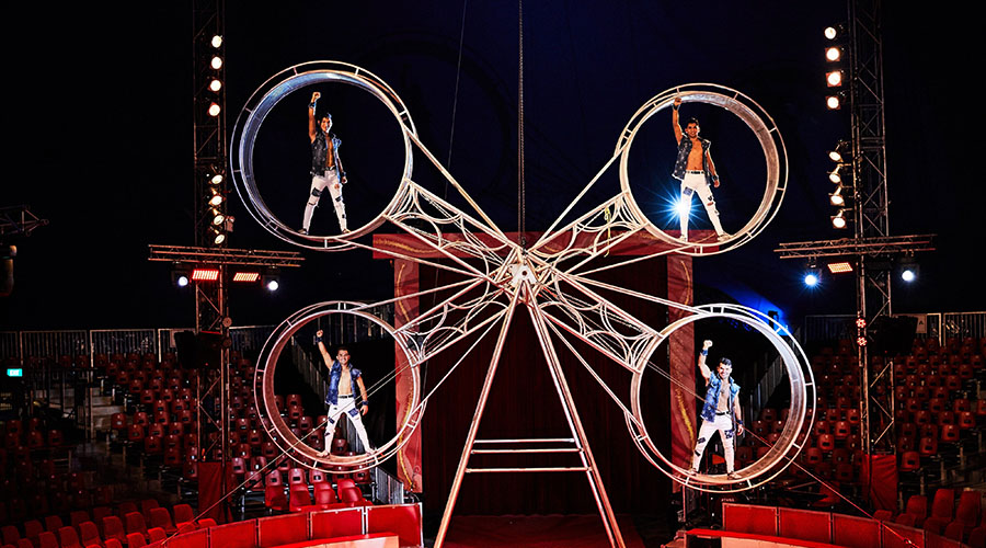 ZIRK! Circus – The Big Top Spectacular is coming to Australia