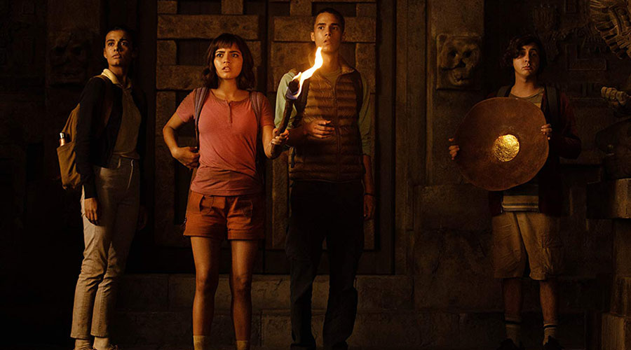 Check out the brand new trailer for Dora and the Lost City of Gold!