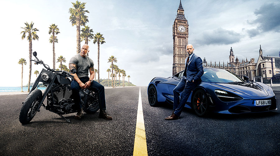 Check out the final trailer for Fast & Furious: Hobbs and Shaw!