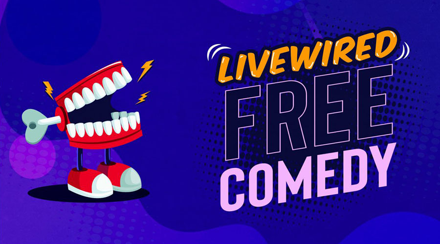 Comedy is coming back to Sunday's at Brisbane Powerhouse!