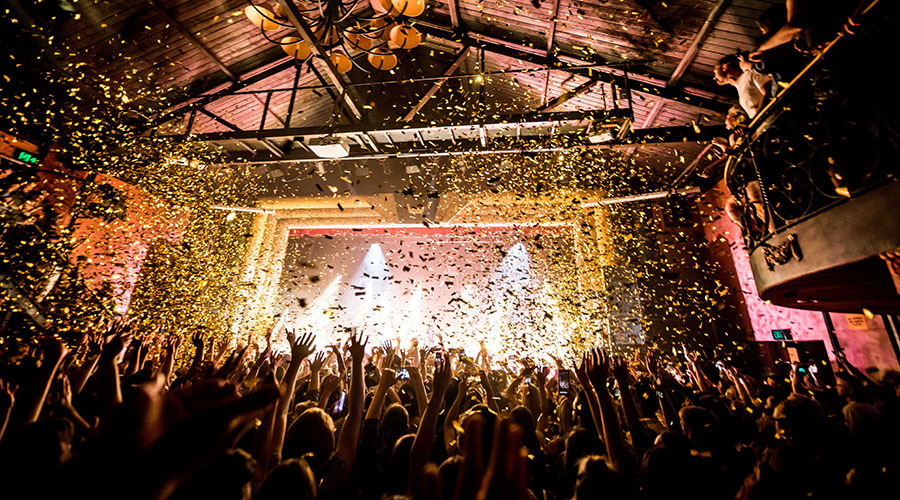 The Tivoli announces brand new entertainment space 'What's Golden'