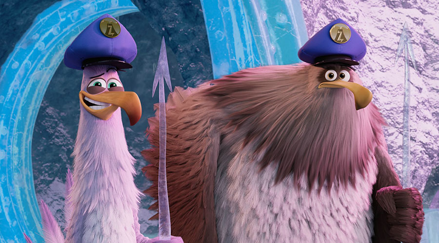 Watch a new clip from The Angry Birds Movie 2 - in cinemas September 12!