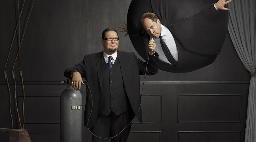 Penn & Teller are coming to Brisbane January 2020!