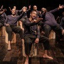 From the Black Titanic to Christ's Crucifixion: South Africa's Isango Ensemble Deuts a searing duet