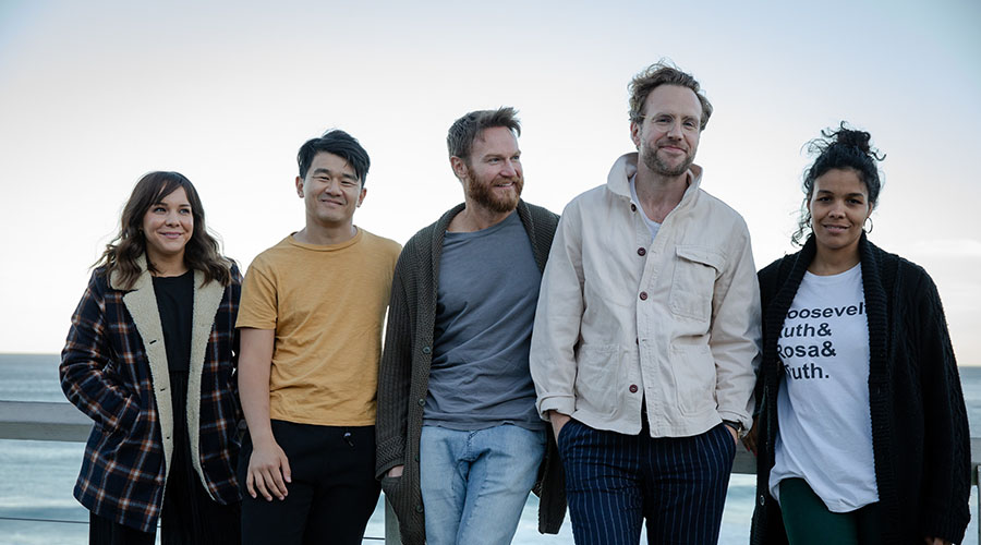 Josh Lawson & Rafe Spall Commence Long Story Short Principal Photography in Sydney!