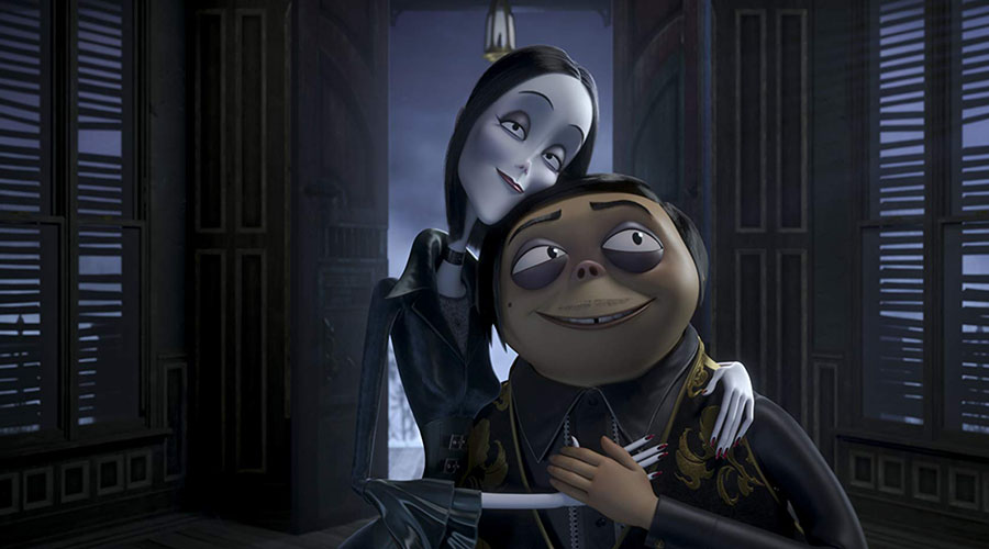 Check out the new trailer for The Addams Family - in Australian cinemas this December!