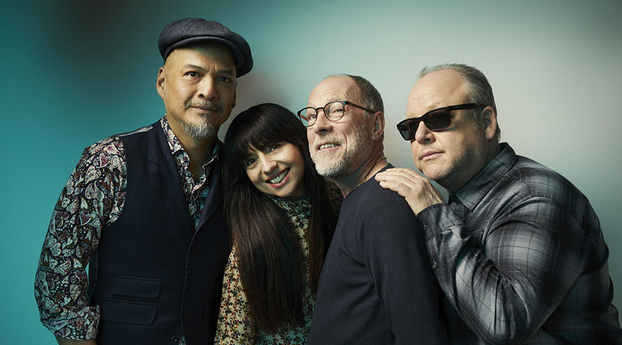 Pixies To Perform 'Surfer Rosa' Album In Full On 2020 Australian Tour!