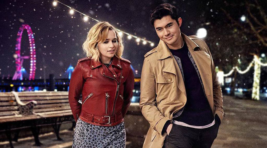 Check out the new trailer for Last Christmas!