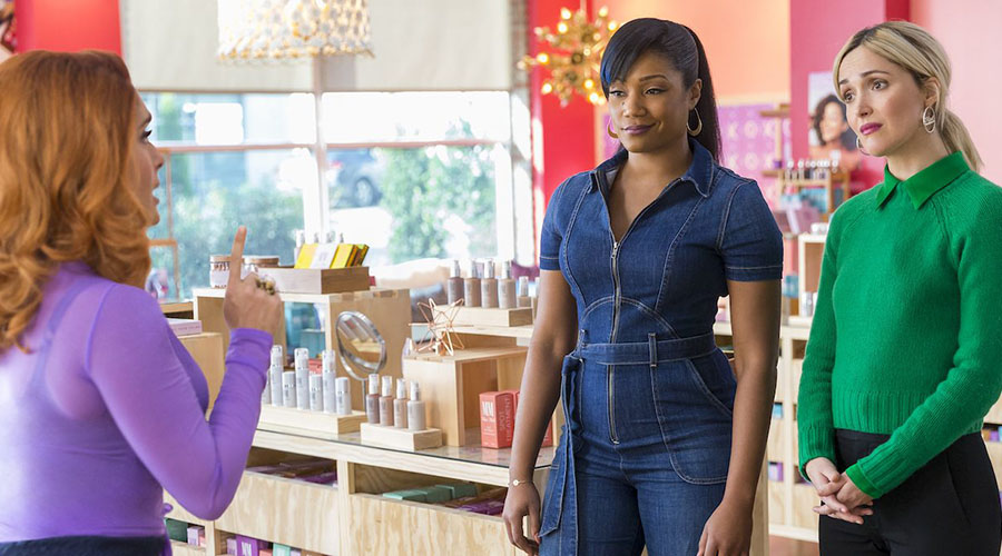 Watch the official trailer for Like A Boss - starring Rose Byrne, Tiffany Haddish & Salma Hayak