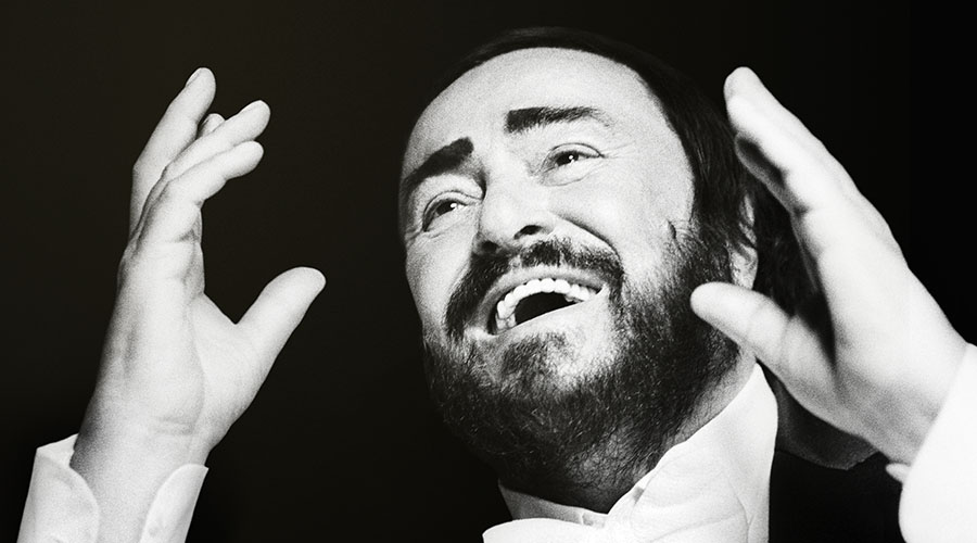 Win tickets to a very special screening of Pavarotti!