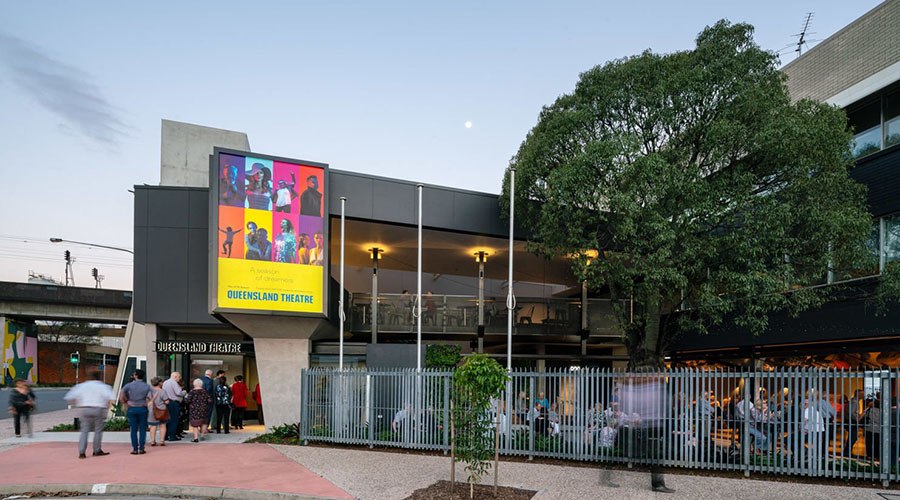 Brisbane's newest theatre draws back the curtains for Open House 2019