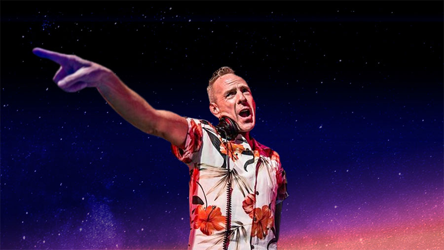 Fatboy Slim is heading down under for a run of massive outdoor headline shows this January