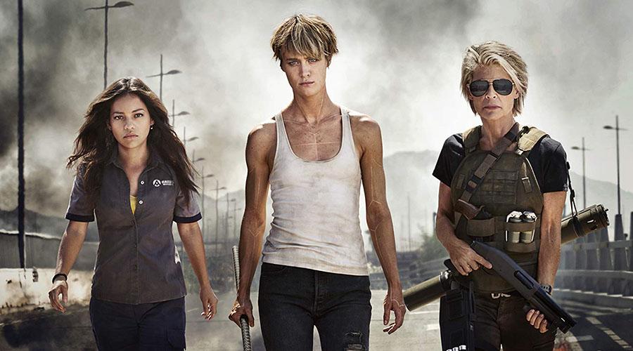 Watch the trailer for Terminator: Dark Fate