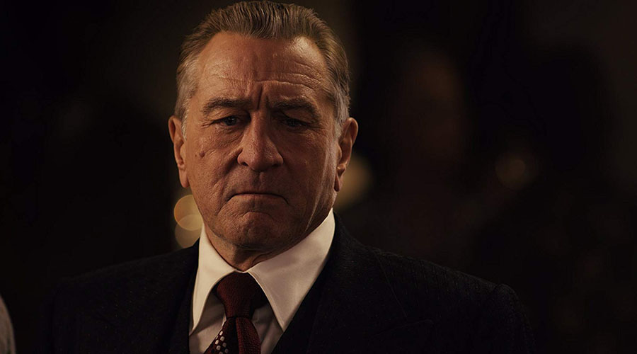 Watch the trailer for Martin Scorsese latest flick - The Irishman